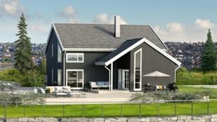 Opplev de arkitekttegnede husene fra din lokale BoligPartner!