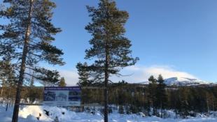 Hyttetomter med solrik og sentral beliggenhet på Turufjell. Prosjekterte Birkenhytter fra Boligpartner.