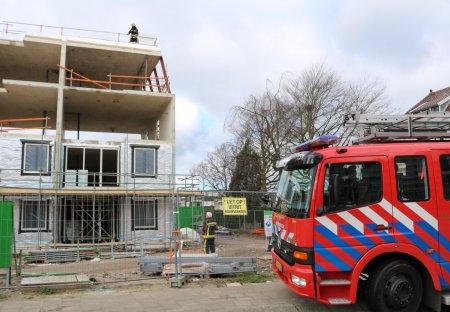 Stormoverlast Hoofdstraat Sassenheim