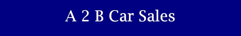 A 2 B Car Sales