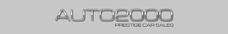 Auto2000 Prestige Cars