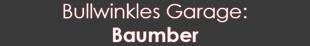 Bullwinkles Garage logo