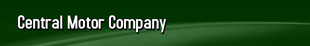 Central Motor Company logo