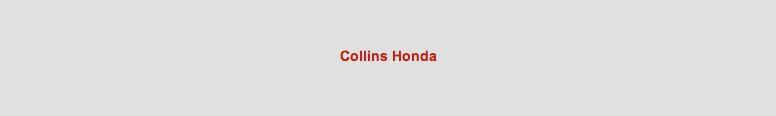 Collins Honda