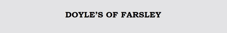 Doyles of Farsley