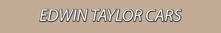 Edwin Taylor Cars