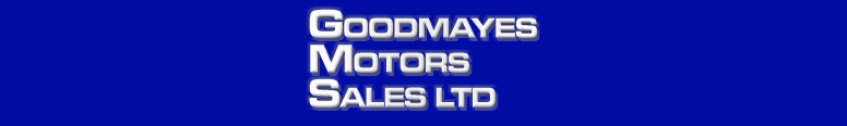 Goodmayes Motors (Sales) Ltd