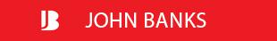 John Banks Suzuki logo