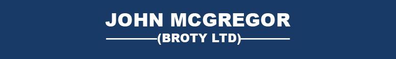 John McGregor Broty