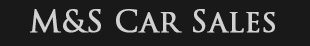 M & S Car Sales logo