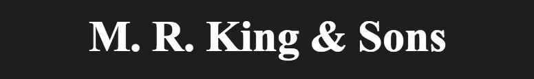 M.R.King & Sons Halesworth