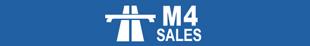 M4 Low Cost Vans logo