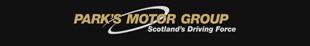 Parks Land Rover Inverness logo