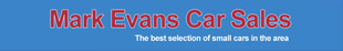 Mark Evans Car Sales logo