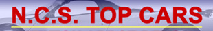 N C S Top Cars logo