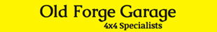 Old Forge Garage 4x4 Specialists logo