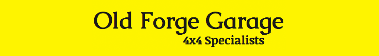Old Forge Garage 4x4 Specialists