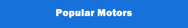 Popular Motors