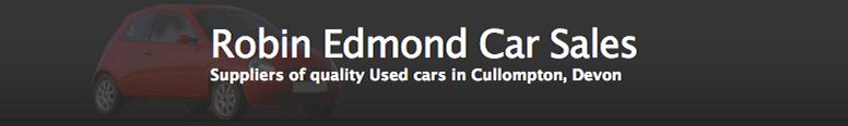 Robin Edmond Car Sales