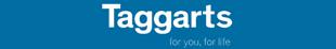 Taggarts Jaguar Motherwell logo