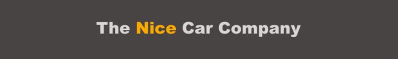The Nice Car Company