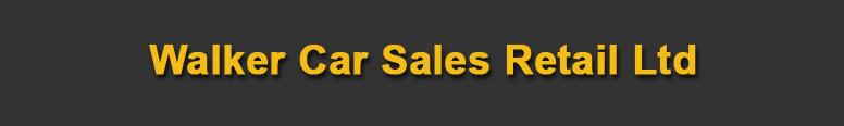 Walker Car Sales Retail Ltd