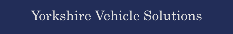 Yorkshire Vehicle Solutions