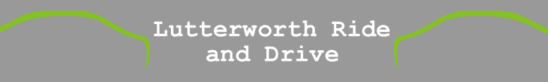 Lutterworth Ride & Drive