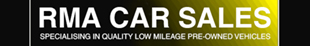 R M A Car Sales logo