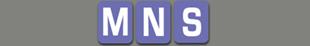 M N S Motors logo