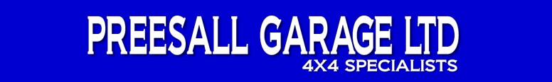 Preesall Garage