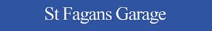 St Fagans Garage logo