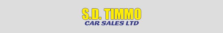 SD Timmo Car Sales Ltd.