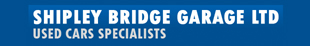 Shipley Bridge Garage Ltd logo