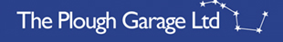 The Plough Garage logo