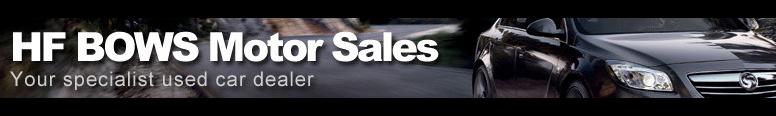 H.F Bows Motor Sales