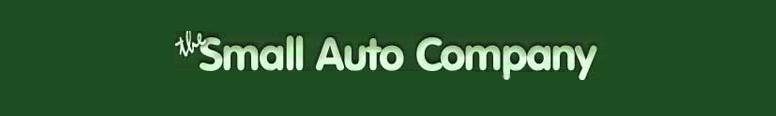 The Small Auto Company