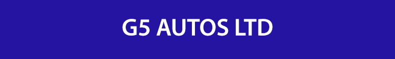 G5 Autos Ltd (Appointment Only)