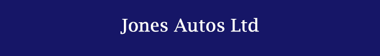 Jones Autos Ltd
