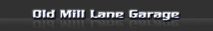 Old Mill Lane Garage logo