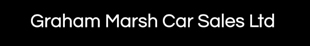 Graham Marsh Car Sales Ltd logo