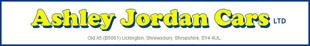 Ashley Jordan Cars logo