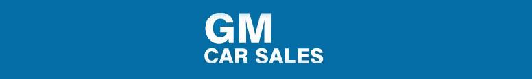 GM Car Sales
