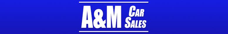 A&M Car Sales LTD Logo