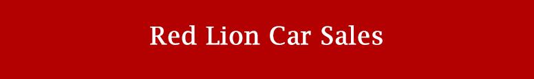 Red Lion Car Sales