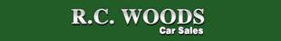 R C Woods Car Sales logo