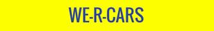 We-R-Cars logo