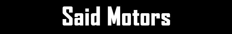 Said Motors Ltd
