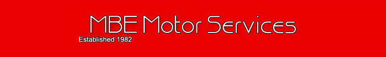 MBE Motor Services