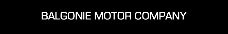 Balgonie Motor Company Ltd